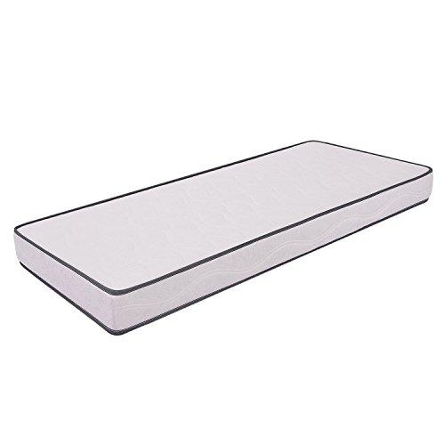 Miasuite i sogni italiani - Colchón individual para cama de 10 cm de altura -80x 180 cm Waterfoam, dispositivo médico, ortopédico - Primavera