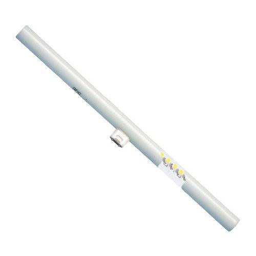 Laes 983913 Bombilla Linestra LED S14d, 5 W, Blanco, 30 x 300 mm