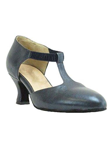 9402 Damen Tanzschuh Farbe blau EU 36, GB 3.5 - 2