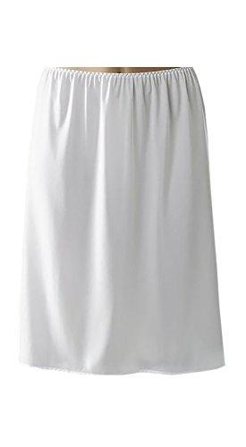 Triumph Classics dames onderrok Jolly 55 skirt, wit (WHITE (03)), maat 40.