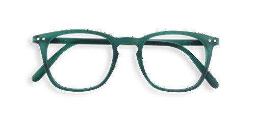 IZIPIZI #E verde Crystal Gafas de lectura, unisex +1 Verde