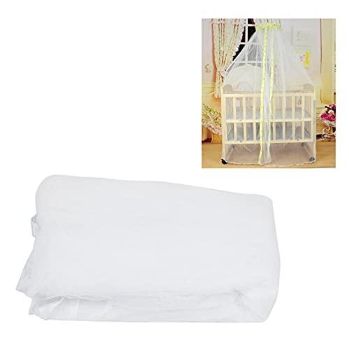 Enkel dörröppning Hemnät robust och slitstarkt nät Mesh garnät för barnrum(Yellow selvedge, 1.7M*4.2M)