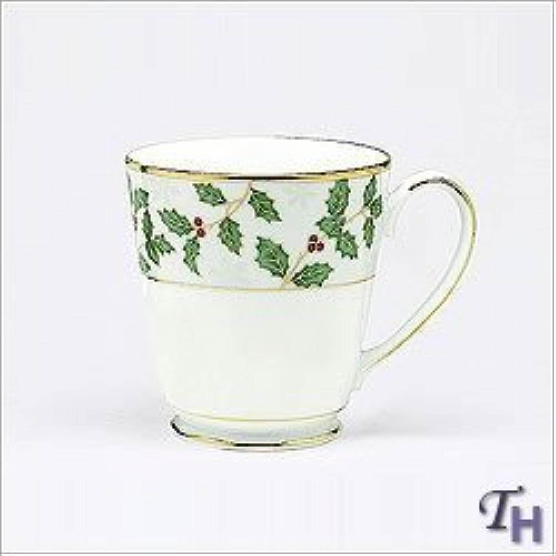 Noritake Holly and Berry or Mug by Noritake