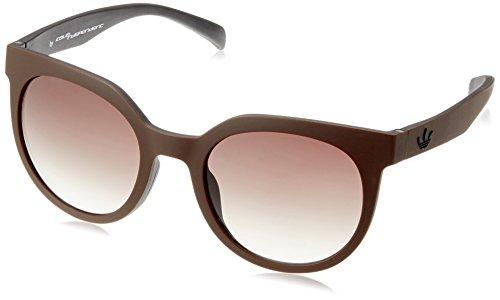 adidas ADIDAS AOR007 BD6090 Sonnenbrille Aor007 BD6090 Wayfarer Sonnenbrille 53, Mehrfarbig