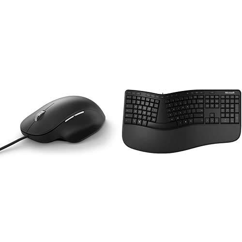 Microsoft Ergonomic Mouse and Microsoft Ergonomic Keyboard