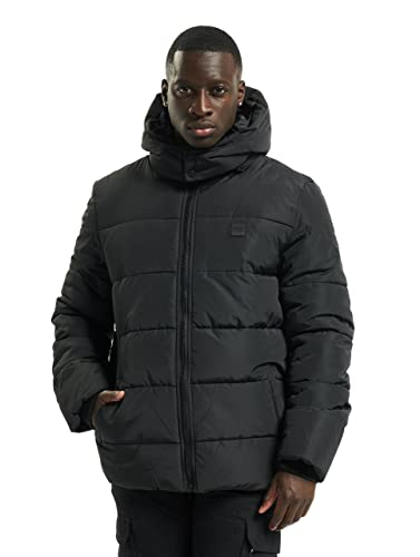 Urban Classics Hooded Puffer Jacket Bild