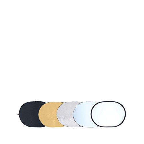 Rollei Profi 5 in 1 Faltreflektor 92x122 cm