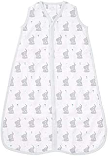 aden by aden + anais Classic Sleeping Bag, 100% Cotton Muslin, Wearable Baby Blanket, Baby Star, Large, 12-18 Months