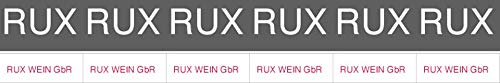 RUX WEIN Nimbus Trollinger 2015 Trocken (6 x 0.75 l)