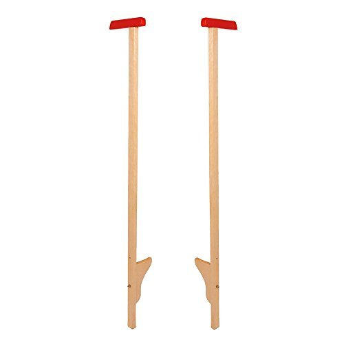 Legler Stilts Garden Slide by Wooden Toys