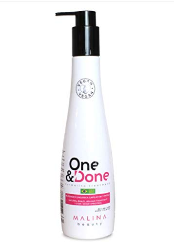 One & Done Progressiva de Chuveiro Sem Formol 300 ml. Vegan