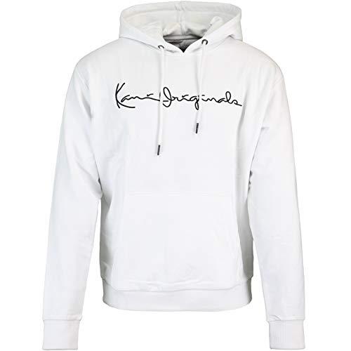Karl Kani Sudadera con capucha Originals blanco XL