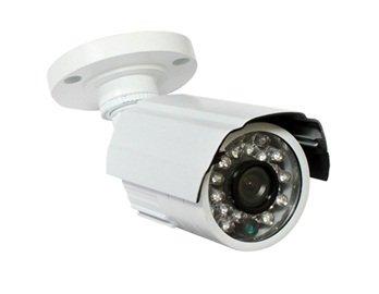 Sony CCD 480TVL GW648W 1/3 - Cámara PAL (función atril), color blanco