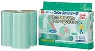 (業務用20セット) ニトムズ オフィスコロコロ フロア用 スペア C3010 3巻