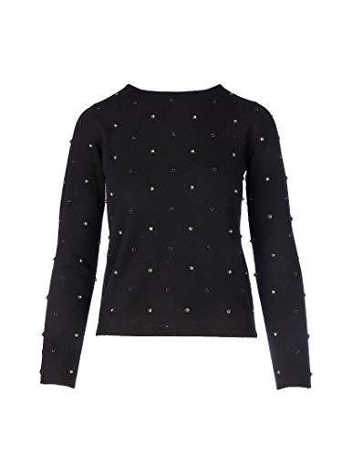 Luxury Fashion | Moschino Dames 13610104600001 Zwart Wol Truien | Lente-zomer 20