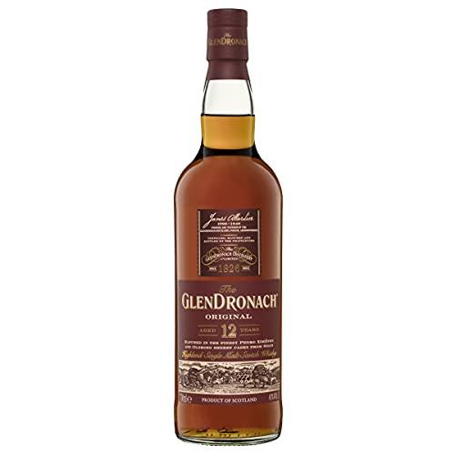 【贈り物にも】グレンドロナック 12年 [ ウイスキー イギリス 700ml ] [ギフトBox入り]