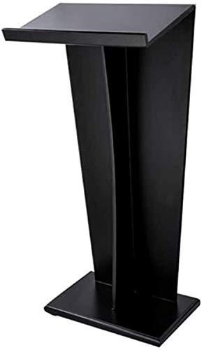 JIADUOBAO -L Podium Holz Rednerpult Podium Tischplatte Rednerpult Podium Hosting Empfang Schreibtisch Präsentation Podium Präsentation Rednerpult JIADUOBAO-L