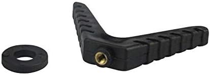 LI-XIA-Tools, Lixia-Jiao, Caza al Aire Libre Accesorios for bípode Rifle Rack palillo de V-Yoke Pistola de Tiro Descanso/Estante del trípode de cámara Universal (Color : Negro)