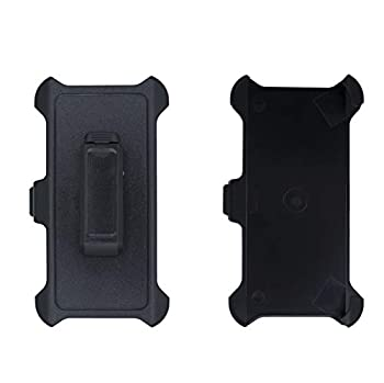 AlphaCell Holster Belt Clip Replacement Compatible with OtterBox Defender Series Case for Samsung Galaxy S10 Plus  6.4   ONLY - 2 Pack