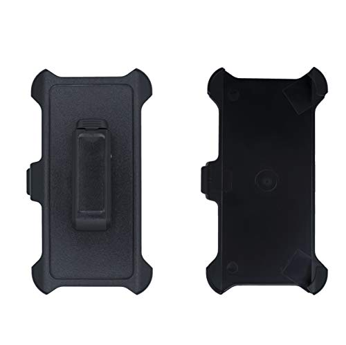 AlphaCell Holster Belt Clip Replacement Compatible with OtterBox Defender Series Case for Samsung Galaxy Note 10 Plus (6.8') ONLY - 2 Pack