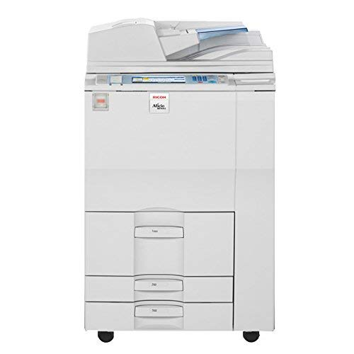 Sale!! Refurbished Ricoh Aficio MP 6001SP High-speed Monochrome Multifunction Copier - A3, 60 ppm, C...