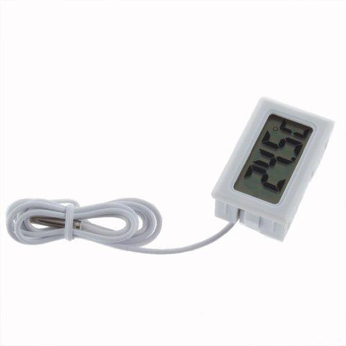 SODIAL (R) LCD Frigorifero Congelatore Frigo termometro digitale temperatura -50 ~ 110c