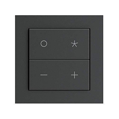 Nuimo Click Add-On: Kabelloser Smart Home Schalter für Sonos [1x EnOcean Schalter] (Exklusive Hub, Schwarz)