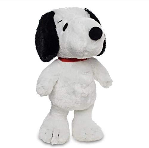 Grupo Moya - Peluche Perro Snoopy de pie 22 centímetros / 8'66'' Calidad Súper Soft