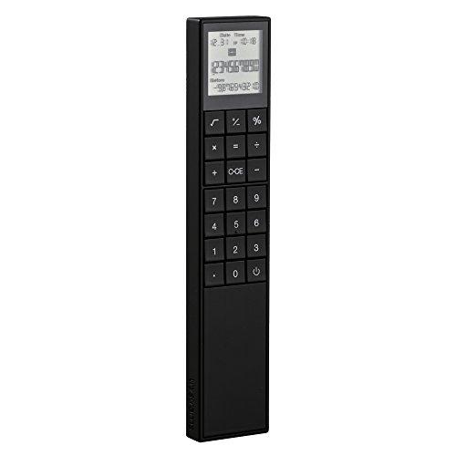 トライストラムス 電卓 電子計算機 X-ViZ THM-ER01D 黒