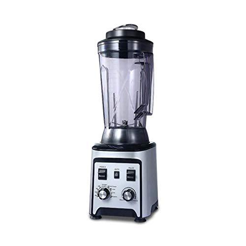Licuadora Profesional de encimera, licuadoras para Cocina, procesador de Alimentos, licuadora de Cocina, batidora de Alimentos, 2200 W, batidora, 4000 ml, licuadora Multifuncional para Batidos y bati