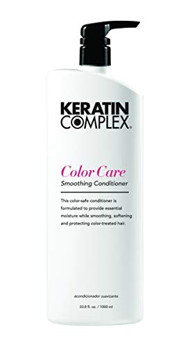 Keratin Complex Color Care Smoothing Conditioner - 1000 ml
