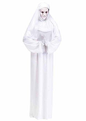 American Horror Story estilo gótico monja blanca traje