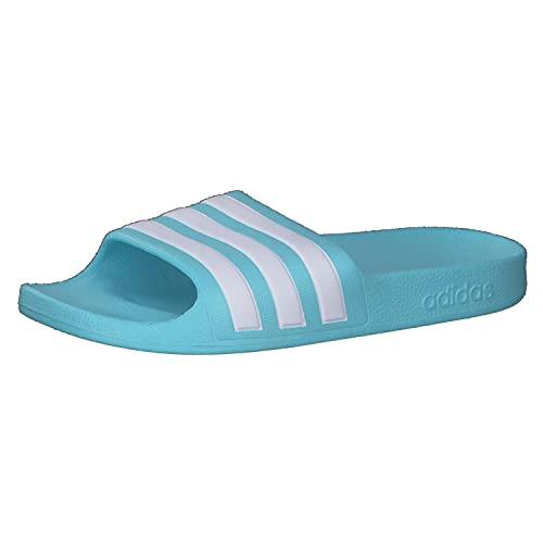 adidas Adilette Aqua K Flipflop, Agupul Ftwbla Agupul, 36 2/3 EU