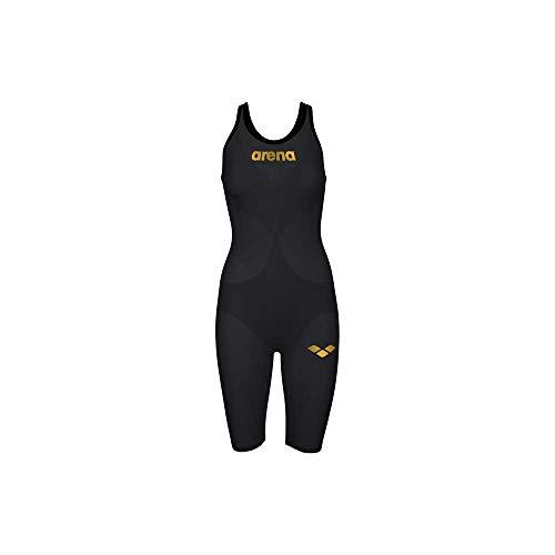 ARENA Pwsk Carbon Air 2 Badeanzug für Damen S Schwarz