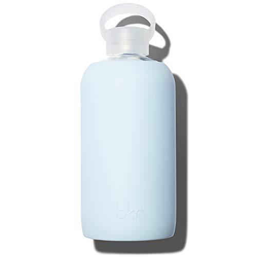 bkr Trinkflasche aus Glas, Grace, 1 Liter