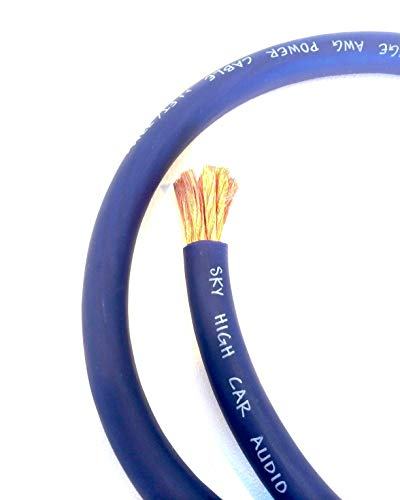 0gauge wire for car audio - 2