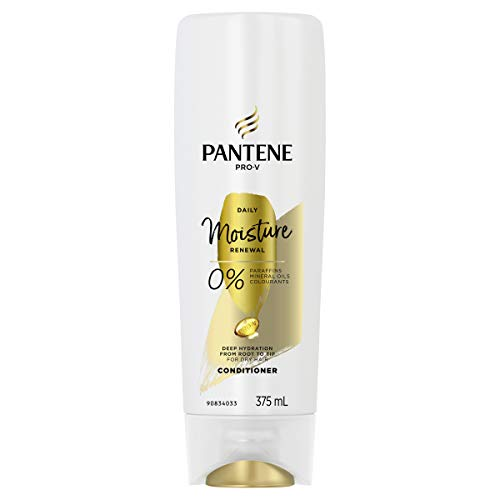 Pantene Pro-V Daily Moisture Renewal Condtioner: Moisturising Conditioner For Dry Hair 375ml
