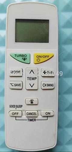 Calva-Controller Fernbedienung passend für Daikin Klimaanlage ARC470A11 ARC469A5 FTXH325LC-W FTXB335LC-W5/R5