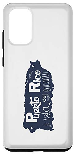 Galaxy S20+ Puerto Rico Phone Case