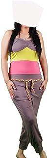 Summer Pajamas- Lycra, Multicolor, X-large