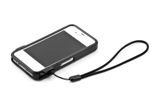 T-Reign Retractable Gear Tethers & Cases ProLink Étui pour Apple iPhone 4/4s Noir Taille 1