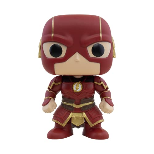 Funko- Pop Heroes Imperial Palace The Flash Juguete coleccionable, Multicolor (52432)