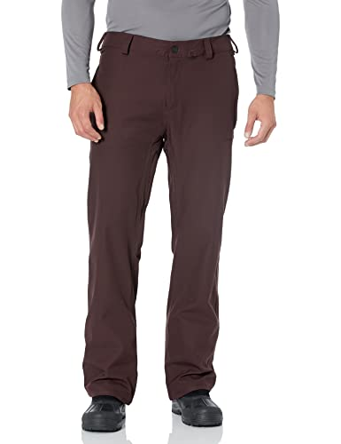 Volcom Men's Freakin Relaxed Fit Chino Style Snow Pant