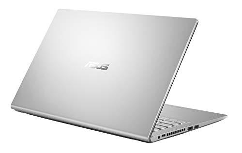 ASUS VivoBook 14 (2020), Intel Core i5-1035G1 10th Gen, 14-inch (35.56 cm) FHD, Thin and Light Laptop (8GB/512GB SSD/Office 2019/Windows 10/Integrated Graphics/Silver/1.6 Kg), X415JA-EK562TS