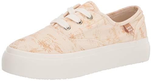 Billabong Women's Coastlines Sneakers, Cool WIP, 7 Regular US