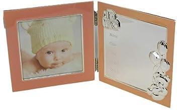 出産祝い お誕生祝い に喜ばれる 赤ちゃん の名入れ ギフト フォトフレーム ブック型 写真立て KIKUCHI Collection