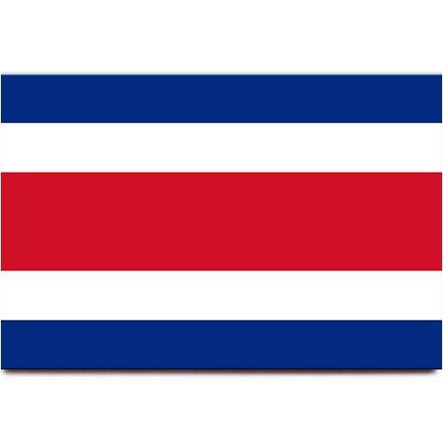 Costa Rica Flagge Kühlschrank Magnet San Jose Travel Souvenir