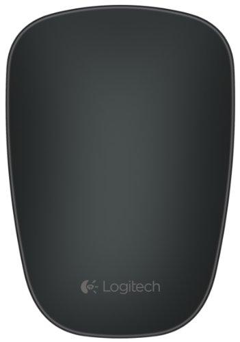 Logitech T630 - Ratón (Negro)