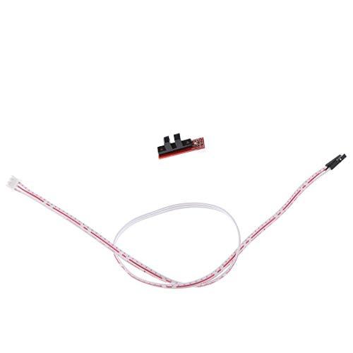 HYY-YY Interruptor de límite con cable de panel PCB 3D impresora 3D accesorios de control de luz