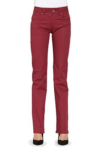 Carrera Jeans - Pantalones para Mujer, Color Liso ES 48